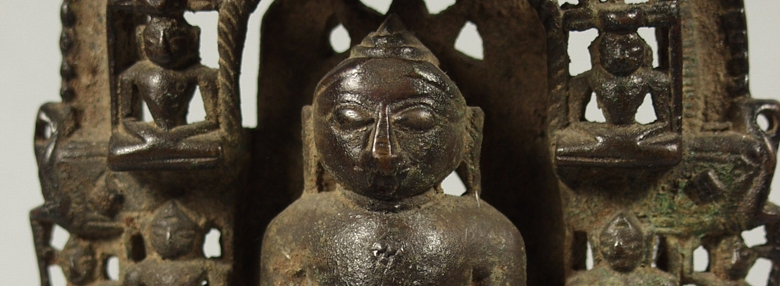 Jain Shrine of Tirthankara (IBS283)