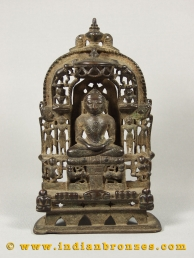 Jain Shrine of Tirthankara (Piece IBS283, Image 4919)